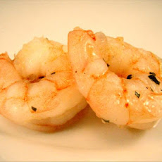 Spicy Cold Garlic Shrimp