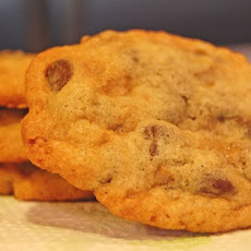 Chocolate Chip Toffee Chip Cookies