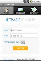 Screenshot of ItTradeOnline