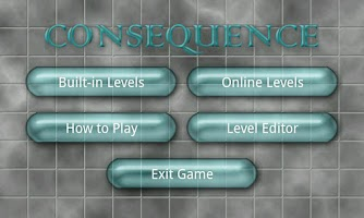 Screenshot of Consequence Lite
