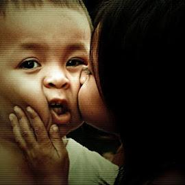 and it happened by Samson Patigas - Babies & Children Children Candids
