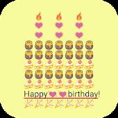 App Birthday Art -Emoji Keyboard APK for Windows Phone