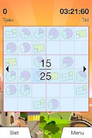 Screenshot of SkoleMat Level 4 gratis