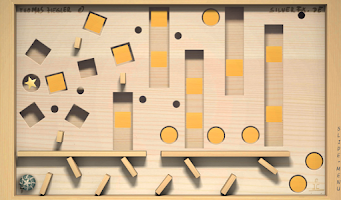 Screenshot of Shake 'n' Roll Labyrinth