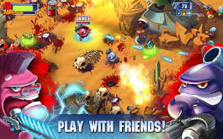 Screenshot of Monster Shooter 2