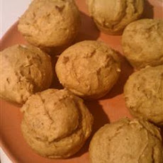 Easy Pumpkin Muffins