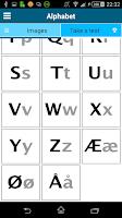 Screenshot of Learn Norwegian - 50 languages