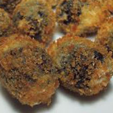 Fried Gorgonzola Olives