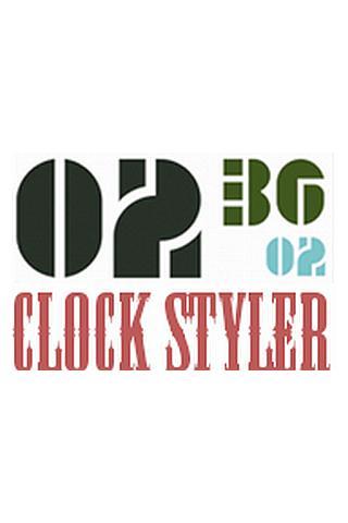 시계 Styler