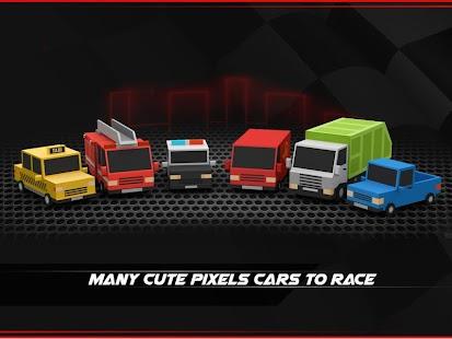 racer pixel download pc car