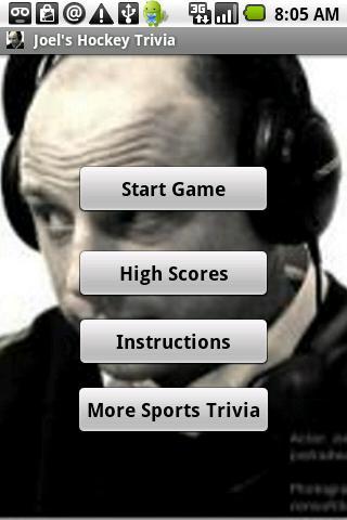 Joel's Hockey Trivia