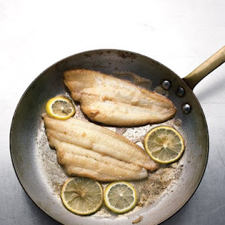 Pan-Sauteed Sole