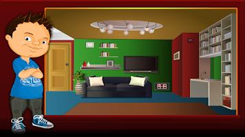 Screenshot of Genius House Escape
