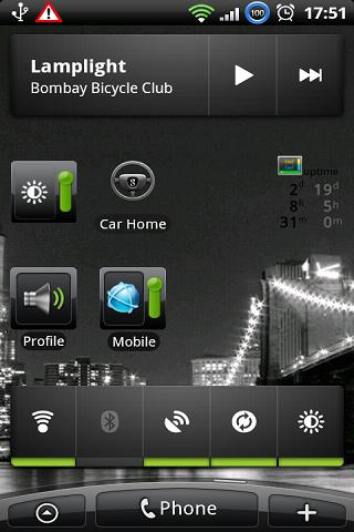 【免費工具App】Automatic Brightness Widget-APP點子