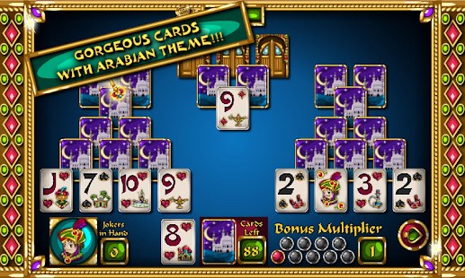 Sultan Of Solitaire Card Games - screenshot