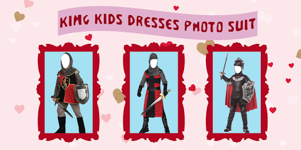 King Kids Dresses Photo Suit - screenshot