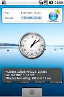 Screenshot of Mobile Plans Monitor Demo
