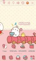 Screenshot of 몰랑 꺄르륵 놀이방 런처플래닛 테마
