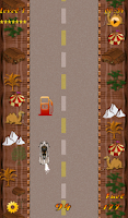 Screenshot of Straight Race Free