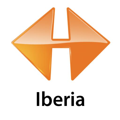NAVIGON Iberia LOGO-APP點子