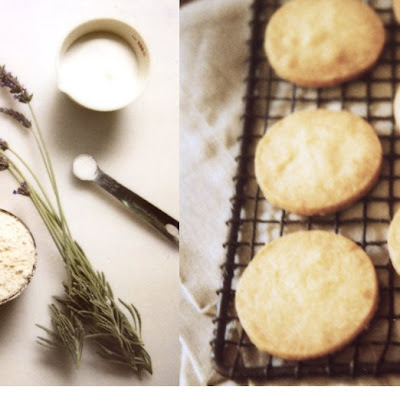 Lavender & Orange Shortbread