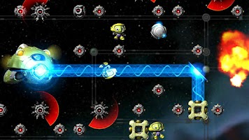 Screenshot of Spacelings