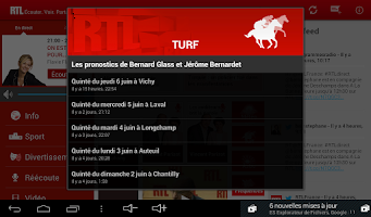 Screenshot of RTL