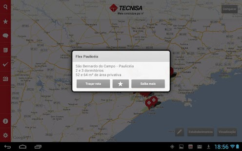 Tecnisa - screenshot