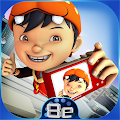 App BoBoiBoy Photo Sticker APK for Kindle