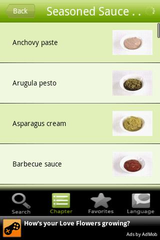 Sauces and Pastes