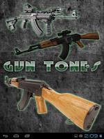 Screenshot of Gun Ringtones and Wallpapers