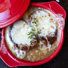 French Onion Soup – Canadian Style
