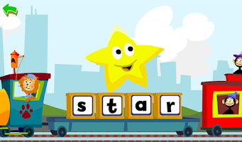 Screenshot of Zoo Train