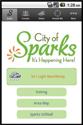 Sparks NV