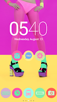 Screenshot of Light Color dodol theme