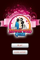 Screenshot of The Newlywed Quiz