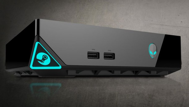 Our Steam Machine will be our least profitable machine says Alienware boss