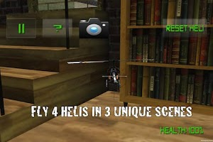 Screenshot of RC Helicopter Extreme Free
