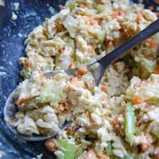 Elegant Brunch Chicken Salad