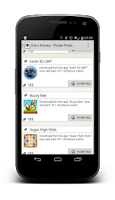 Screenshot of CashPirate - Make / Earn Money