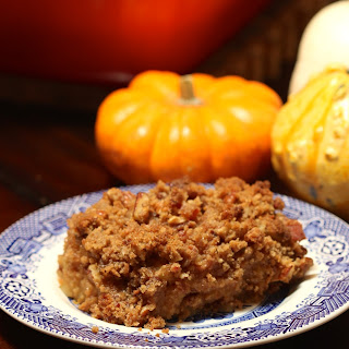 Sweet Potatoes with Bacon Pecan Streusel