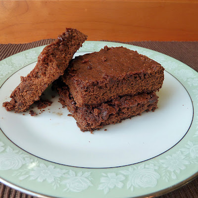 Kahlua Cinnamon Brownies