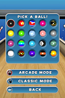 Screenshot of Spin Master Bowling