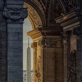 Vatican by Gary Chin - Buildings & Architecture Public & Historical