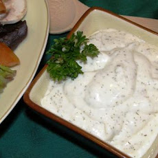 Ranch Dressing Low-fat
