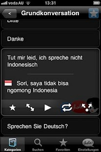 Lingopal Indonesian Lite - screenshot
