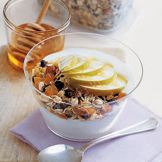 Muesli with Yogurt