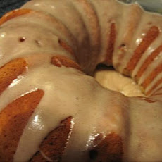 Maple Cinnamon Glaze for Cakes Etc.