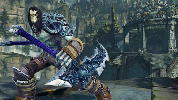 Nordic Games: Definitely don't pull Darksiders off the radar