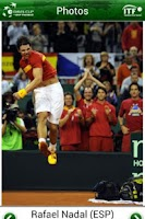 Screenshot of Davis Cup